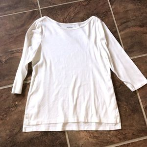 Chico's knit tee